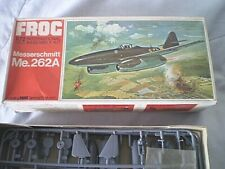 Frog 1:72 Messerschmitt Me. 262A Plastic Model Kit #F248