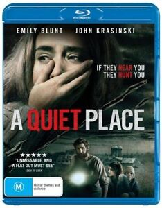 A Quiet Place : NEW Blu-Ray