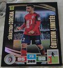 Adrenalyn 2016-17 Ligue 1 Sébastien Corchia Rare Limited edition card NEW