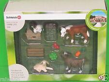 Schleich Farm Life 21052 Playset Streichelzoo Blitzversand per DHL-Paket
