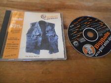 CD Rock Big Balls and th Great White siphonné-The Big WALTZ (15 chanson) PROMO Balls