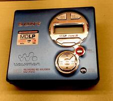 Sony MZ-R410 Portable Mini Disc MD Walkman Digital Recorder Player