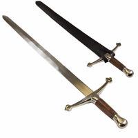 Knives, Swords & Blades Templar Knight Gold & Silver Sword By Marto Of Toledo Spain