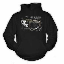 MP40 Schmeisser Maschinenpistole Deutschland  Kapuzensweats Hoodie S-3XL