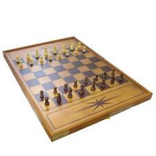 Juegos de ajedrez clásico color principal marrón