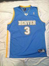 new concept 630a1 fd0a7 Allen Iverson Denver Nuggets NBA Jerseys for sale   eBay