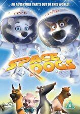 Space Dogs (DVD-2012, 1 Disc) Region 2. Inna Evlannikova, Svyatoslav Ushakov***