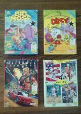 Big Nose Dizzy Ultimate Stuntman NES Camerica boxed lot Nintendo one CIB