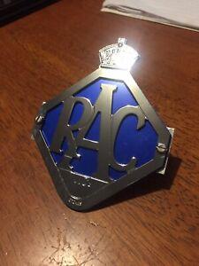 Racv Grille Emblem Badge Fit Ford Holden Mazda Toyota Chev T Model