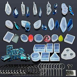moules pour resine epoxy silicone bijoux épingles boucles corde pour fabrication