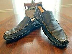 Cole Haan Mens Tucker Venetian French Roast Color Slip On Loafers Size 13M