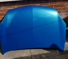 Renault clio mk2 mkII bonnet In blue ted48