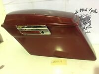 Left Side Pannier Saddle Bag - Harley Davidson Electra Glide 2006 Model!