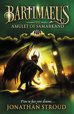 The Amulet Of Samarkand (The Bartimaeus Sequence), By Stroud, Jonathan,in Used b