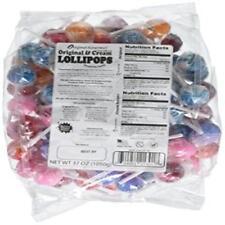 Count 100 Original Gourmet Lollipops Medley Of Mini Lollipops Perfect
