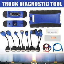 NEXIQ2 USB Link Diesel Car Truck Heavy Duty Diagnostic Bluetooth Tool Full Set