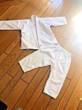 Karate Uniform Set White Martial Arts Child Kid Starter size 000 (Xs)