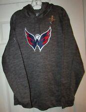 NHL Washington Capitals Stanley Cup Playoffs Hoodie Sweatshirt Large Fanatics