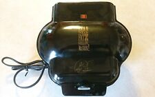 George Forman GR8 Black Lean Mean Fat Reducing Grilling Machine