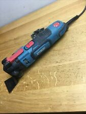 Erbauer EMT300-QC 240v Corded Multi Tool, Oscillating, Quick Blade Change