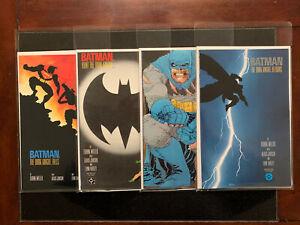 BATMAN: THE DARK KNIGHT RETURNS #1-4 (1986) 1st PRINT NM- SHARP UNREAD COPIES!