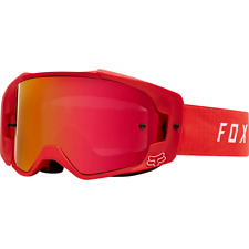 Fox Racing 2019 Red Vue Goggle Motorcycle Off Road MX ATV 21247-003