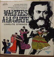 Waltzes Ala Carte Limelite Strings 33RPM DS-2446 111916LLE