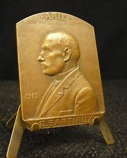 Médaille E Sartiaux Président AAIE par Bouval 63 g 60mm 43mm medal 勋章