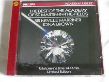CD THE BEST OF THE ACADEMY OF ST. MARTIN-IN-THE-FIELDS