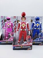 Power Rangers Mighty Morphin Power Rangers Red/Blue/Pink Ranger Morphin 12-inch