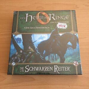 Herr der Ringe LCG Die Schwarzen Reiter Saga-Erweiterung