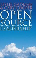 Open Source Leadership, Very Good Books