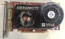 MSI GeForce 8600 GTS 256MB PCI-E Graphics Card- NX8600GTS