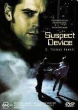 "C. Thomas Howell - SCI-FI Movie "" SUSPECT DEVICE "" DVD - 1995 RARE FILM !"
