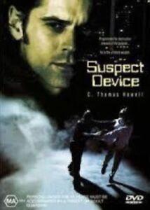 Suspect Device DVD 1995 RARE C. Thomas Howell SCI-FI Movie