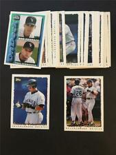 1995 Topps Colorado Rockies Team Set With Traded 28 Cards