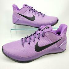 Nike Kobe A.D. AD Purple Stardust / Black Lakers PE  852425 500 Mens Size 11