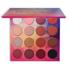 Eyeshadow Palette 16 Colors Matte Diamond Glitter Eye Shadow Wet Powdered Makeup