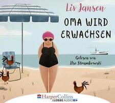 Oma wird erwachsen von Liv Jansen ( 2017 ) Hörbuch 6 CDs, Ilse Strambowski liest