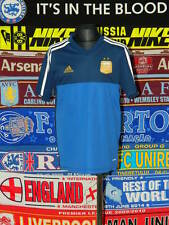 5/5 Argentina boys 11/12 years 152cm mint football shirt jersey trikot
