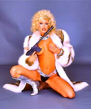 1980-1989 AMBER LYNN  color glamour sexy photo (Classics)