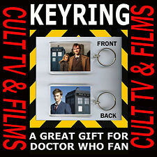 DOCTOR WHO - DAVID TENNET- KEYRING #2