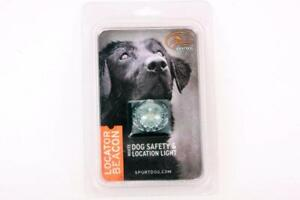 SportDOG Brand Locator Beacon Dog Safety & Location Light - White