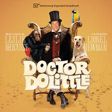 DOCTOR DOLITTLE (1967) 2-CD Leslie Bricusse LA-LA LAND Ltd SCORE Soundtrack NEW!