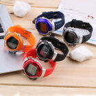 Counter Fitness Sport Pulse Heart Rate Monitor Calories Wrist Watch Waterproof E