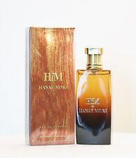 HANAE MORI HIM 1.7 EDP 50ml SPRAY for MEN EAU DE PARFUM NEW RETAIL BOX COLOGNE