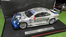 MERCEDES BENZ CLK 2000 DTM TIEMANN au 1/18 MAISTO B66962110 voiture miniature