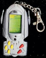 TIGER STAR WARS ELECTRONIC HANDHELD KEYCHAIN LCD GAME