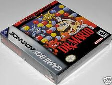 Dr. Mario (Classic NES Series) (Game Boy Advance) ..SeaLED!~h-seam!