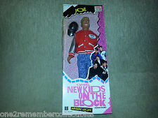 Official New Kids On The Block Doll Joe Joey 1990 Hangin Loose Vintage Rare New